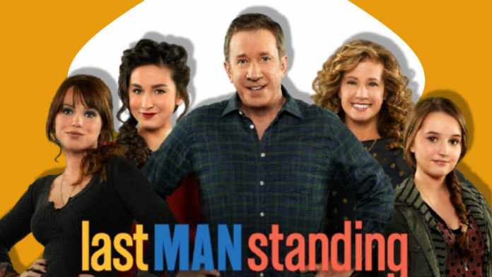 A popular and most-watched TV series: Last Man Standing.