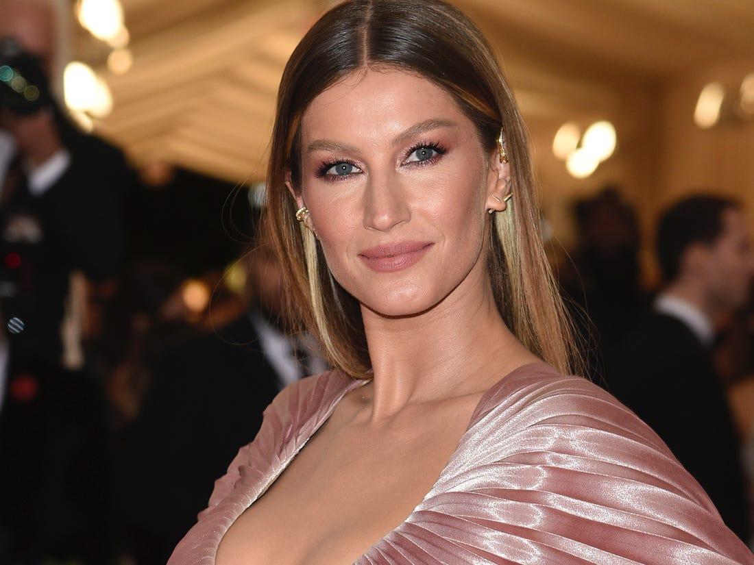 Gisele Bundchen: Highest paid Supermodel with $400 million Net worth