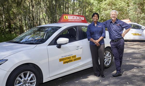 LTrent Australia's #1 Driving School